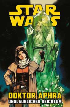 Star Wars Comics: Doktor Aphra II - Kev Walker  [Taschenbuch]