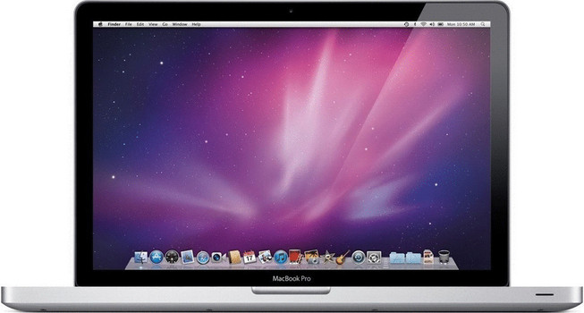 Apple MacBook Pro 15.4 (glanzend) 2.4 GHz Intel Core i5 4 GB RAM 320 GB HDD (5400 U/Min.) [Mid 2010, QWERTY-toetsenbord]