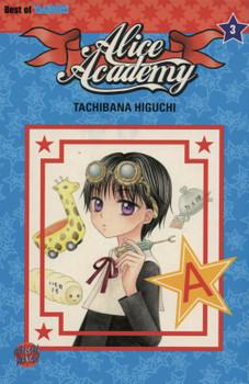 Alice Academy 03: Best of DAISUKI: BD 3 - Tachibana Higuchi