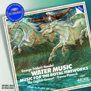 Trevor Pinnock - Feuerwerksmusik/Wassermusik