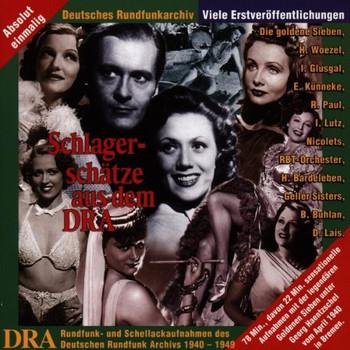 Various - Schlagersch.a.d.de.Rundf.Archi