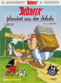 Asterix: Band 32 - Asterix plaudert aus der Schule - R. Goscinny & A. Uderzo [Broschiert]