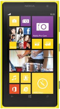 Nokia Lumia 1020 64GB geel