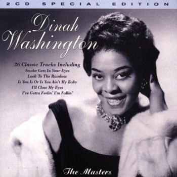 Dinah Washington - The Masters