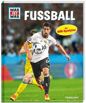 WAS IST WAS Fußball (mit WM-Spielplan 2018). Für Profis und Fans - Jonas Kozinowski  [Gebundene Ausgabe]