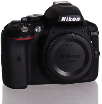 Nikon D5300 body nero