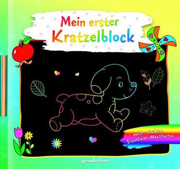 Mein erster Kratzelblock (Hund) [Taschenbuch]