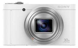 Sony DSCW-X500 wit