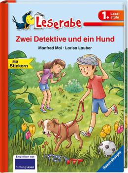 Zwei Detektive und ein Hund - Manfred Mai  [Gebundene Ausgabe]
