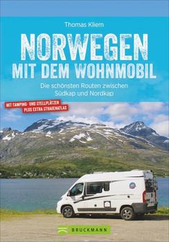 Norwegen mit dem Wohnmobil. Die schönsten Routen zwischen Südkap und Nordkap - Thomas Kliem  [Taschenbuch]