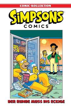Simpsons Comic-Kollektion. Bd. 8 - Matt Groening  [Gebundene Ausgabe]
