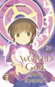 The World God Only Knows 20 - Wakaki, Tamiki