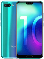 Huawei Honor 10 Dual SIM 128GB verde