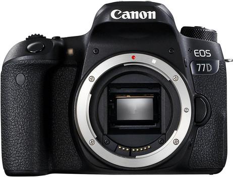 Canon EOS 77D Body nero