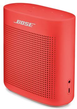 Bose SoundLink Color altoparlante blutooth II rosso
