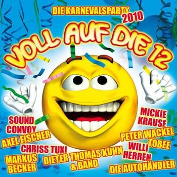 Various - Voll auf die 12-die Karnevalsparty 2010