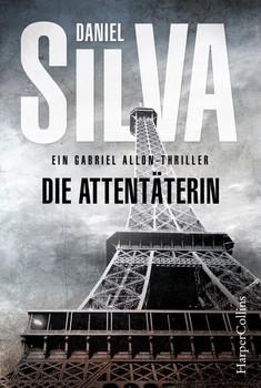 Die Attentäterin - Daniel Silva  [Taschenbuch]