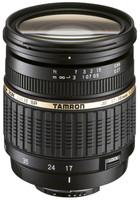 Tamron SP AF 17-50 mm F2.8 ASL Di IF LD XR II 67 mm Objetivo (Montura Nikon F) negro