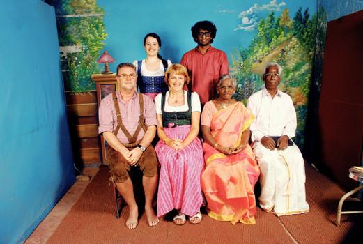 Amma & Appa - Eine deutsch-indische Liebe