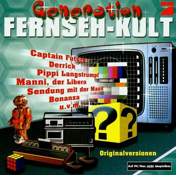 Various - Generation Fernseh-Kult