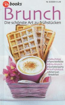 Meine familie & ich: Nr. 6/2009 - Brunch - Die schönste Art zu frühstücken [Broschiert]