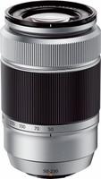 Fujifilm XC 50-230 mm F4.5-6.7 OIS II 58 mm Obiettivo (compatible con Fujifilm X) argento