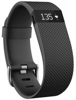 Fitbit Charge HR Grande negro