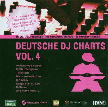 Various - Deutsche DJ Charts Vol.4