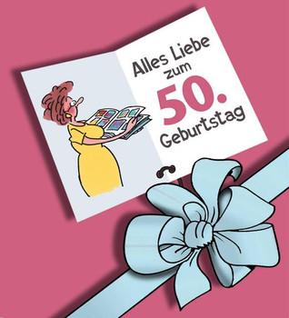 Herzlichen Gluckwunsch Zum 50 Geburtstag Frauen Peter Butschkow