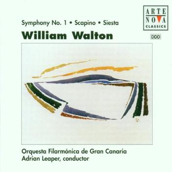 Adrian Leaper - Sinfonie 1 / Scapino / Siesta
