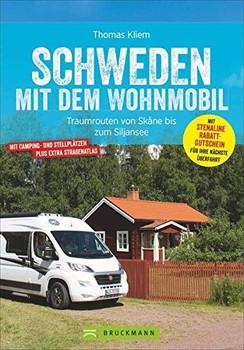 Schweden mit dem Wohnmobil. Traumrouten von Skane bis zum Siljansee - Thomas Kliem  [Taschenbuch]
