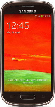 Samsung I8200N Galaxy S III mini 8GB [Value Edition incluye Near Field Communication] marrón
