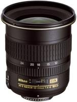 Nikon AF-S DX NIKKOR 12-24 mm F4.0 ED G IF 77 mm Objetivo (Montura Nikon F) negro