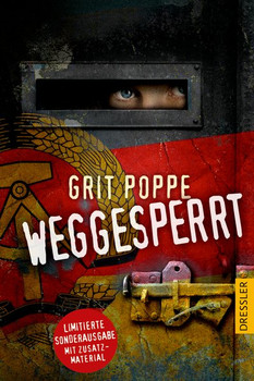 Weggesperrt - Grit Poppe  [Gebundene Ausgabe]
