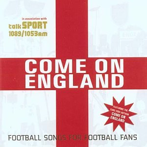 Various Artists - Come on England-Football Songs [UK-Import]