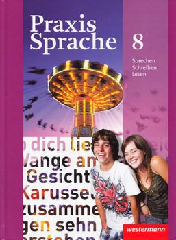 Praxis Sprache 8: Sprechen, Schreiben, Lesen - Wolfgang Menzel [Gebundene Ausgabe, 4. Auflage 2014]