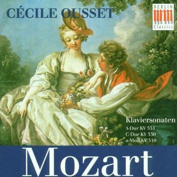 Cecile Ousset - Mozart Klaviersonate Ousset