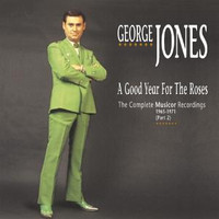 Jones,George - A Good Year For The Roses [4 CDs]