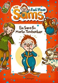 Ein Sams für Martin Taschenbier - Paul Maar  [Gebundene Ausgabe]