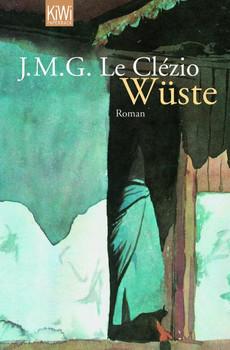 Wüste - Jean-Marie Gustave Le Clézio