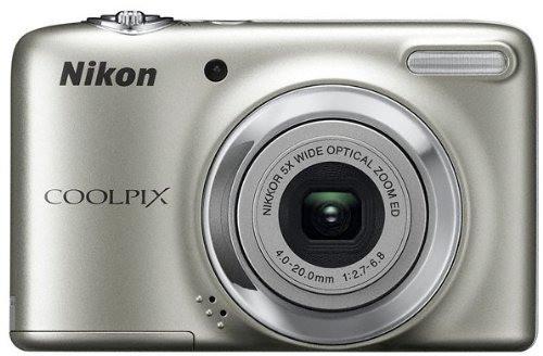 Nikon Coolpix L25 argento
