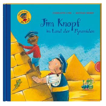 Jim Knopf - Charlotte Lyne  [Gebundene Ausgabe]