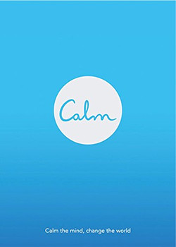 Calm: Calm the mind. Change the world - Smith, Michael Acton