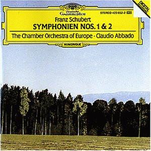 Claudio Abbado - Sinfonien 1 und 2