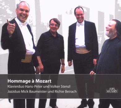 Klavierduo Stenzl - Hommage a Mozart