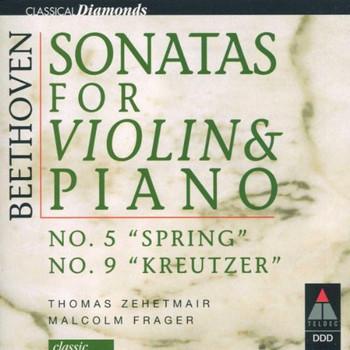 Ludwig Van Thomas Zehetmair|Malcolm Frager|Beethoven - Classical Diamonds - Beethoven (Violinsonaten)