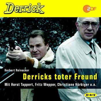Derricks toter Freund. CD.