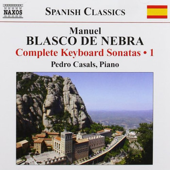 Pedro Casals - Klaviersonaten Vol.1