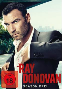 Ray Donovan - Season 3 [4 DVDs]