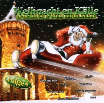 Various - Weihnacht en Kölle-Folge 4